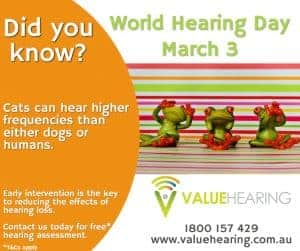 Value Hearing looks at fun facts about hearing ahead of World Hearing Day on March 3